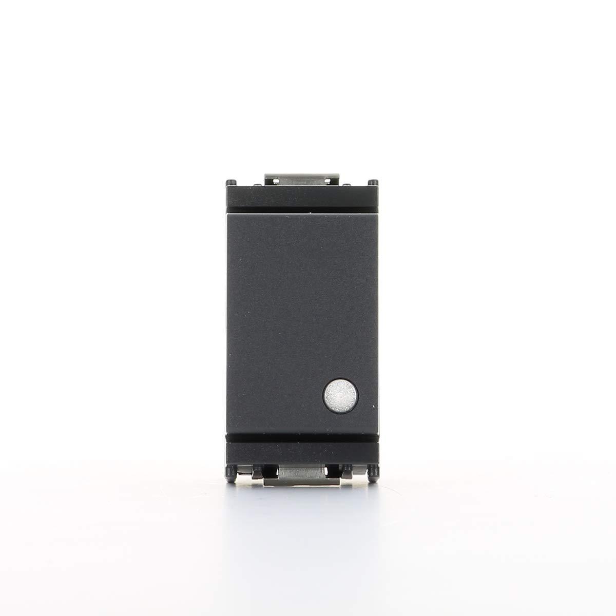 /Deckel IP55/3/Modul mit Schraube wei/ß VIMAR Oberfl/äche Boxen/