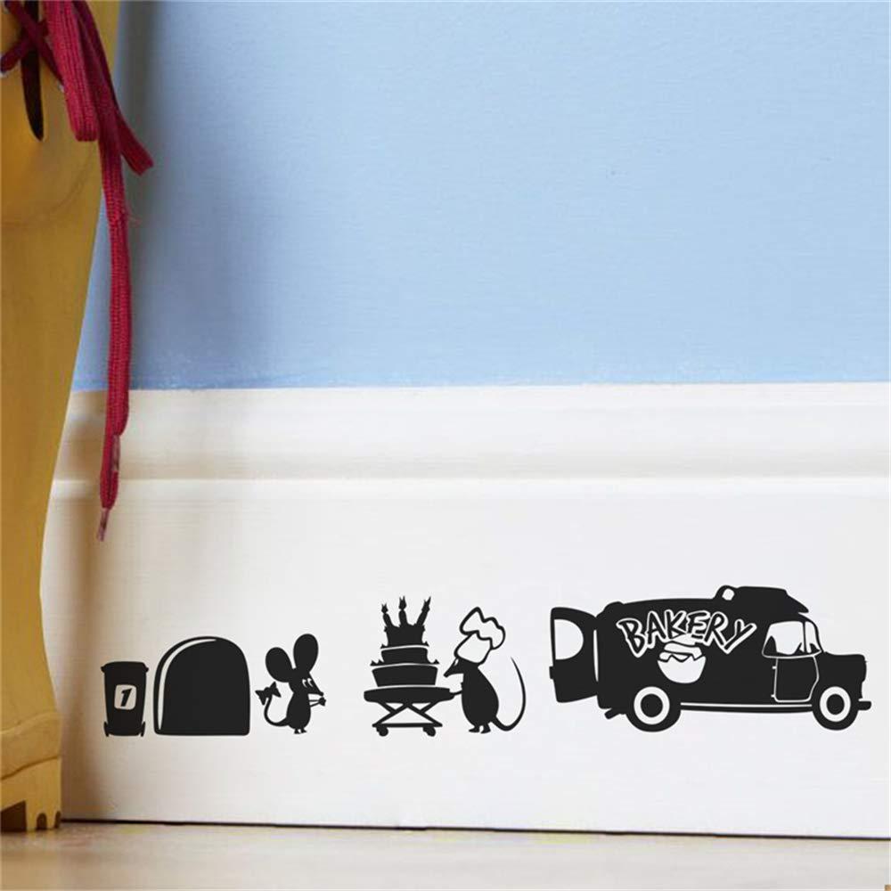 etiqueta de la pared Mickey Mouse Etiqueta de La Pared Decal ...