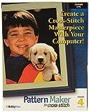 Hobbyware Pattern Maker Cross Stitch Software -Standard Version-Version 4.0