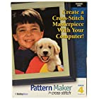 Hobbyware Pattern Maker Cross Stitch Software -Standard Version-Version 4.0