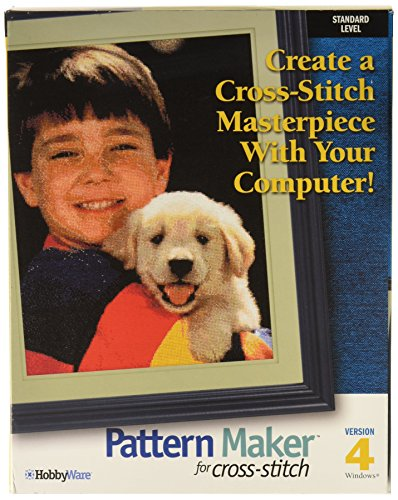 (Hobbyware Pattern Maker Software For Windows, Version 4)
