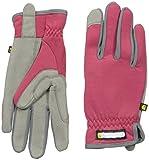 Carhartt Women's Work Flex Glove, Wild Rose Grey, Small