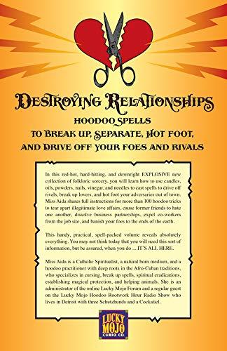 Destroying Relationships: Hoodoo Spells to Break Up