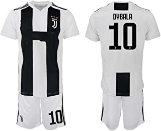 Heilo 2018/19 The New Juventus Dybala Men's Soccer Jersey