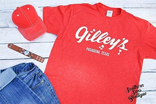 Gilley's short sleeve t-shirt by Southern Sass Designs