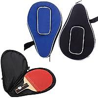 zhuotop impermeable bolsa de nylon para raqueta de tenis de mesa pingpong raqueta de paddle Case