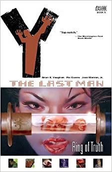 0: Y: The Last Man, Vol. 5: Ring of Truth