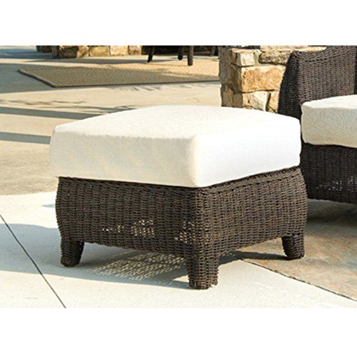 Padmas Plantation Outdoor Bay Harbor Ottoman
