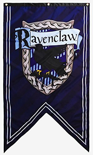 Review Of Harry Potter House Crest Wall Banner (Ravenclaw)