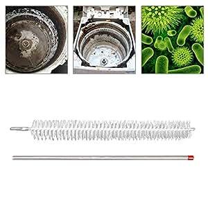 jianghui133 Cepillo para Lavadora Kit de Limpieza de ventilación ...