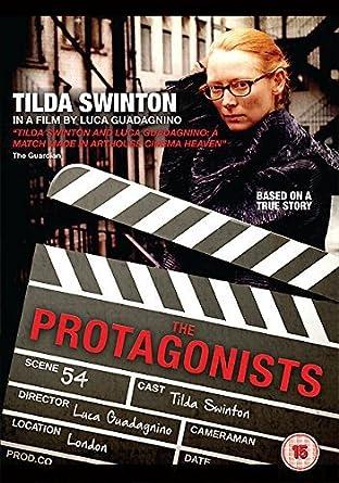 The Protagonists  DVD   Amazon.co.uk  Tilda Swinton e994eb9daf1
