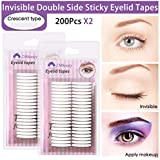 1360Pcs Makeup Single/Double-sided Eyelid Tape Stickers