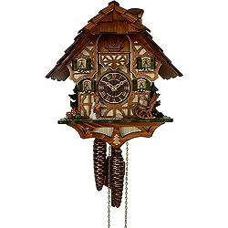 Anton Schneider Cuckoo Clock Little Black Forest House