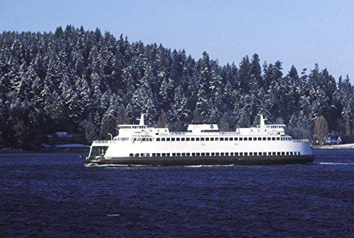 Washington State Ferry Sealth #331-Goodall Christmas Cards