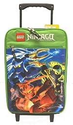 Lego Ninjago Rolling Suitcase