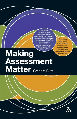 Making Assessment Matter