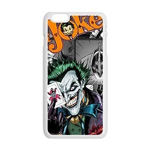 Amusing joker Cell Phone Case for iPhone plus 6