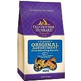 Old Mother Hubbard Classic Crunchy Natural Dog Treats, Original Assortment Mini Biscuits, 5-Ounce Bag