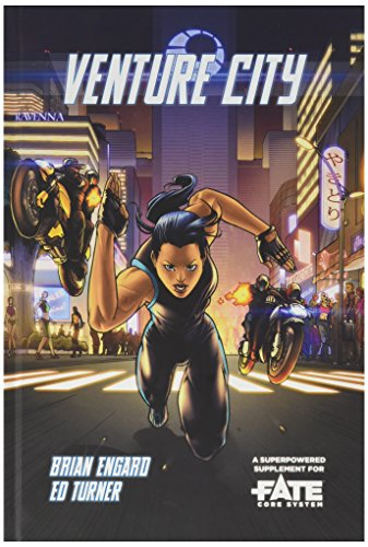 Venture City (Fate Core)