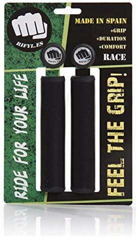 Puños de bicicleta MTB Ridefyl Race, varios colores, 30mm