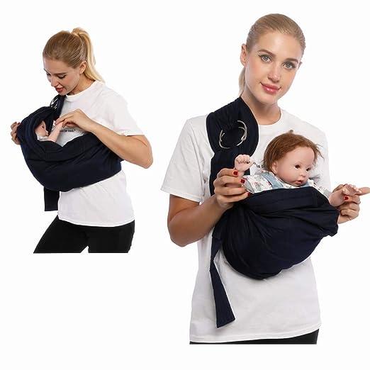 BabyCakes grau 4-in-1 BabytragetuchBabytrage für Männer und Frauen