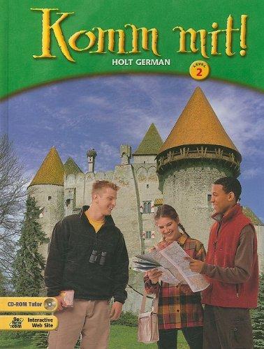 Komm mit!: Student Edition Level 2 2003