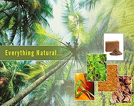 Coco Turba orgánico cocogro soilless organicare Coco fibra de coco Botanicare 5 kg/11 libras: Amazon.es: Jardín