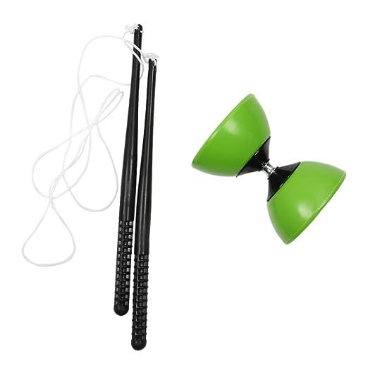RETYLY 10 Pares de Palillos Chinos de Bambu