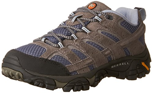 Merrell Womens Moab 2 Vent Hiking Shoe Smoke 7 M US