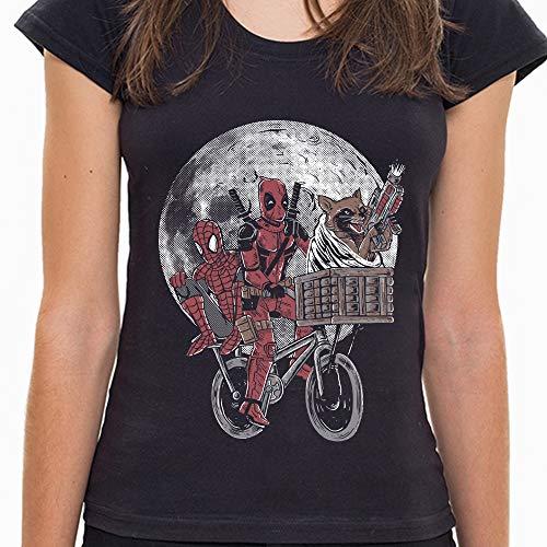 7O53 - Camiseta The Chimichanga's Quest - Feminina - Gg