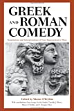Greek and Roman Comedy, , 0292760558