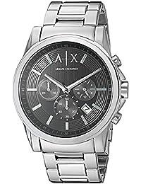 Armani Exchange AX2084 Watch, Men, Silver