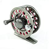 Tsptool Aluminum Alloy Body Fly Fishing Reel with CNC-machined