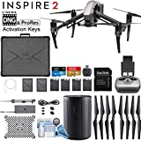 DJI INSPIRE 2 Quadcopter Drone with CinemaDNG & Apple Pro Res License Keys Bundle