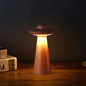 De Lampe Led Ufo LampeDimmable Umiwe Table Chevet K1TlFJc