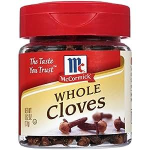 McCormick Whole Cloves, 0.62 oz