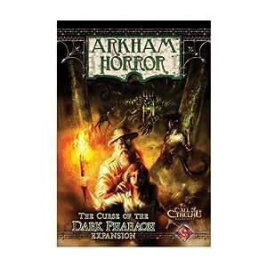 Arkham Horror Curse of the Dark Pharaoh Expansion