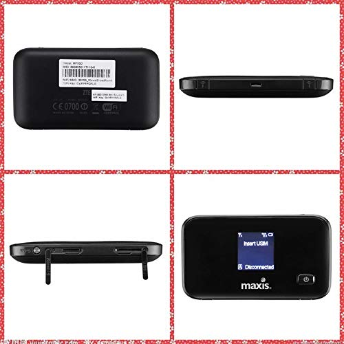3G 4G LTE Routers Portable Wireless Mobile Hotspot Router SIM TF Card Slot for Cellphone by Beizuu (Image #5)