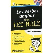 Les Verbes anglais pour les Nuls (French Edition)