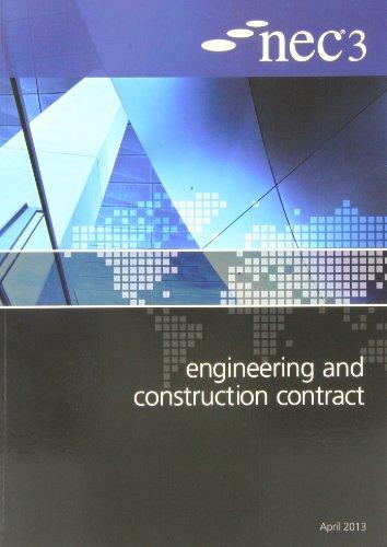 NEC3 Engineering and Construction Contract (ECC)