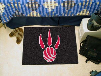 29' Logo Starter Mat (NBA Toronto Raptors 18'' x 29'' Logo Starter Mat)