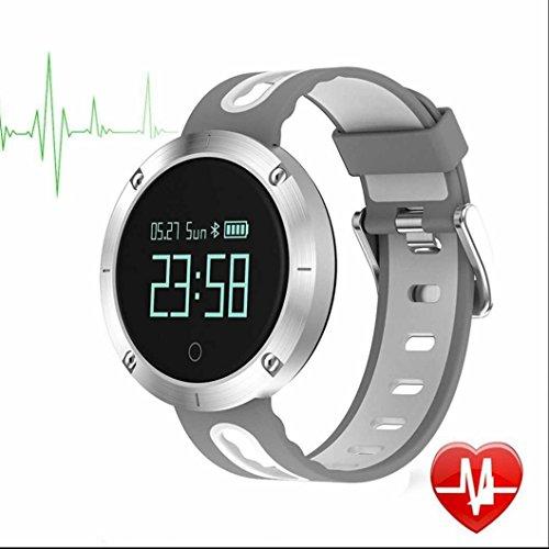 Smart Bracelet IP67 Étanche Coeur de La Pression Artérielle Moniteur de Fréquence Appel Rappel Sport Intelligent Bracelet