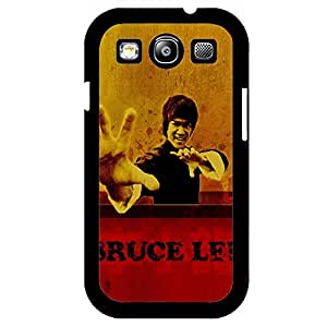 Legend Bruce Lee Phone Case Cover for Samsung Galaxy S3 I9300 Bruce Lee Legendary