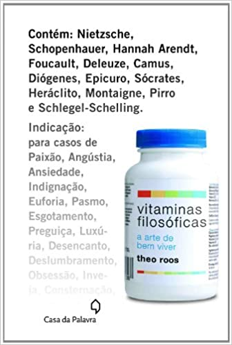 Vitaminas Filosoficas (Em Portuguese do Brasil): Theo Roos: 9788577340217: Amazon.com: Books