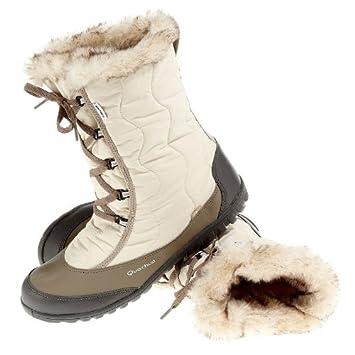 5107d8db33f QUECHUA Women's /Ladies / Girls Winter/thermal Apres ski Snow Boots ...
