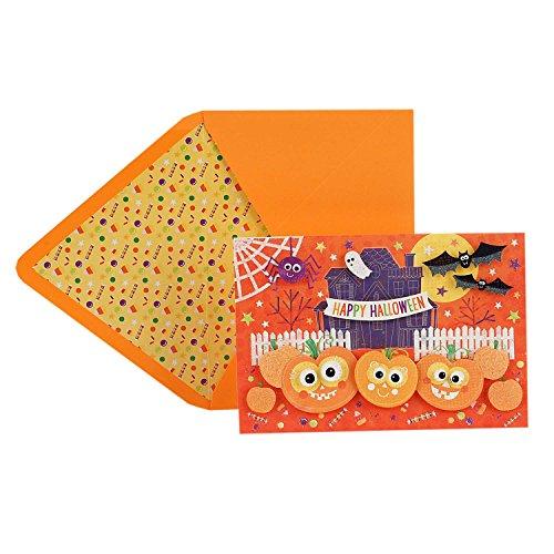 Pumpkin Halloween Card - 7