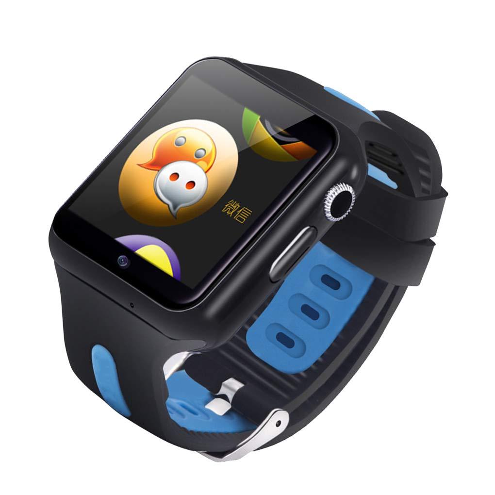 Bodbii Pulsera Smart Baby niños del Reloj 3G WiFi ...
