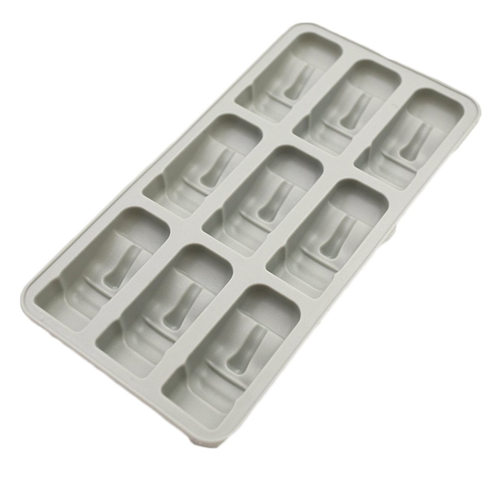 Moonguiding Easter Island Moai Stone Statues Ice Cubes Tray Mould