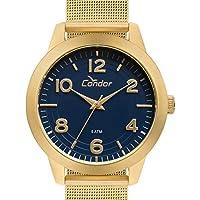 Relógio Feminino Condor Analógico Co2036Kuq/4A Dourado