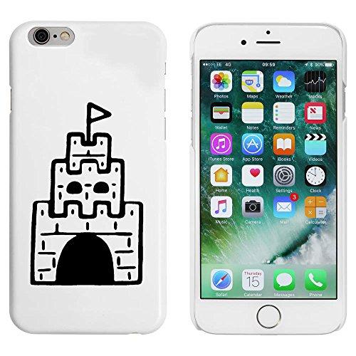Blanc 'Château' étui / housse pour iPhone 6 & 6s (MC00088339)